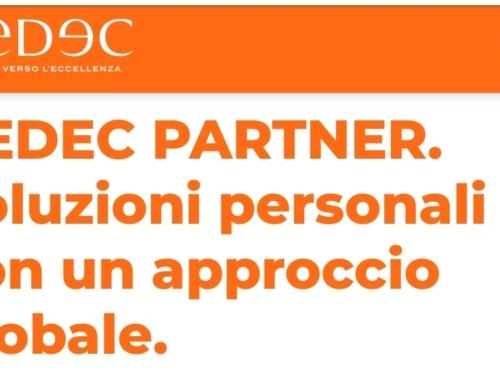 Con CEDEC, protocollo d'intesa per una partnership di successo